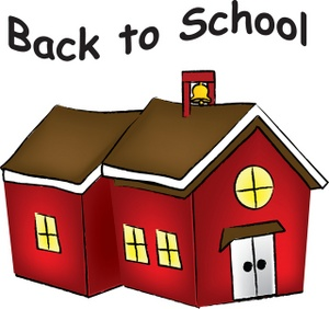 Back to school clipart 8