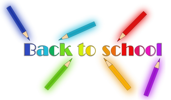 Back to school clipart picture 0