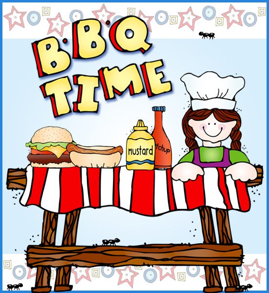 Bbq clip art fonts teacher ideas printables and crafts