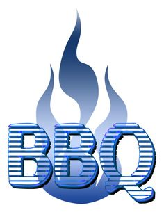 Bbq design on clip art bbq grill and flame tattoos