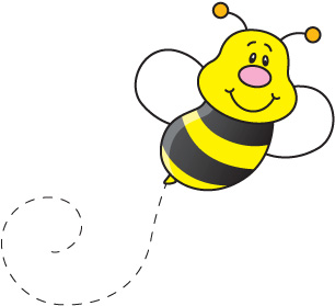 Bee clipart 8 free cute bee clip art for free clipartwiz 2