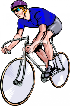 Bicycle cycle race clipart on dayasrionm bid