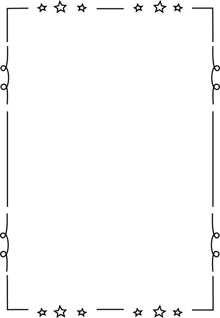 Borders and frames on page borders borders free and clip art