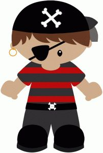 Boy pirate clipart dromfim top 2
