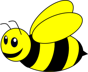 Bumble bee free cute bee clip art an a cute bee clipartwiz