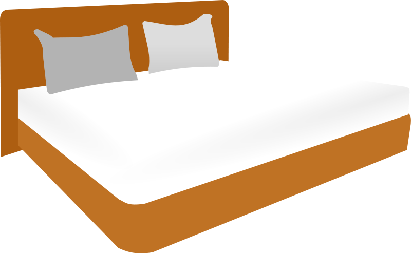 Bunk bed clipart free clipart images - Clipartix