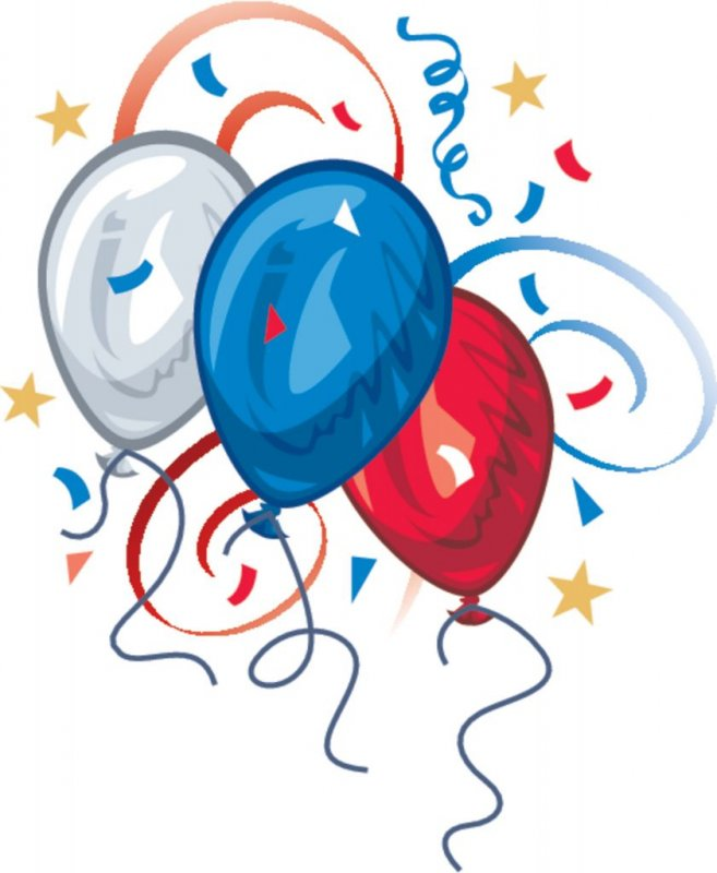 Celebration party clip art party images 3 clipartcow