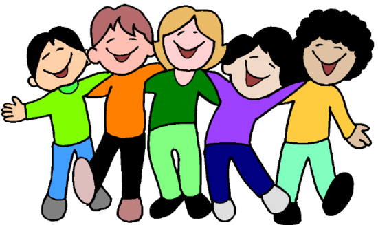 Children happy kids dancing clipart free clipart images