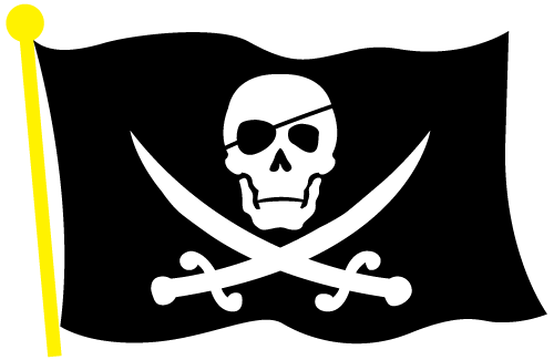 Clip art pirate flag dromfhd top 2