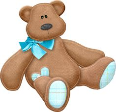 Clipart bears on teddy bears laminas para decoupage