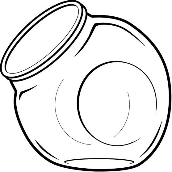 Cookie jar clip art cookie jar
