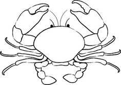 Crab free to use clip art 2 clipartcow