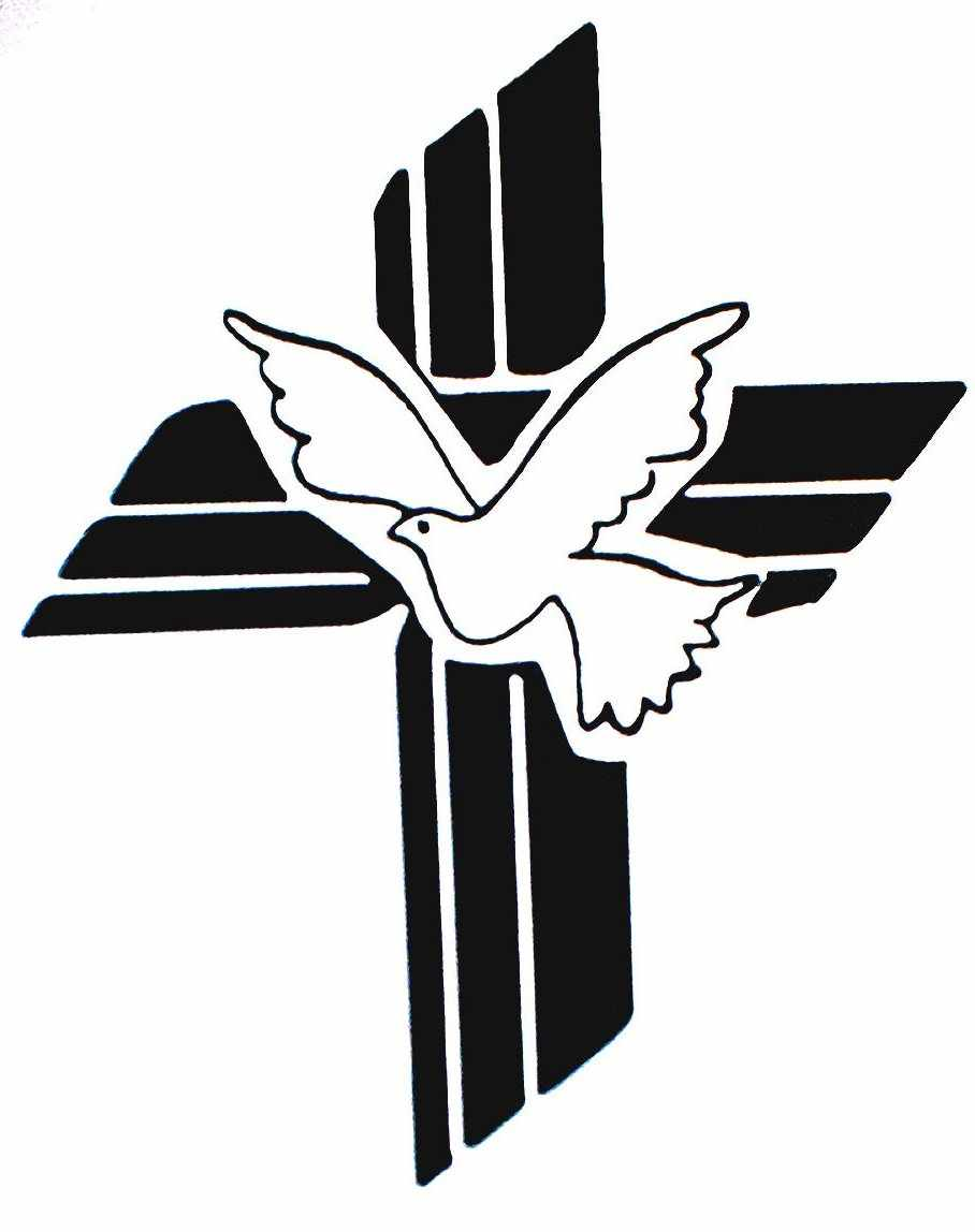 Cross with dove free images at clker vector clip art