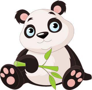 Cute cartoon panda cute cartoon panda bears clip art cartoon