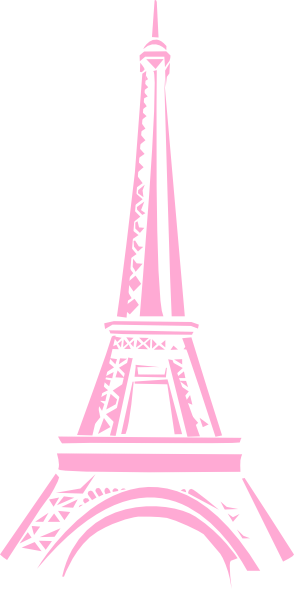 Eiffel tower clip art at clker com vector clip art 3