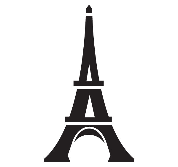 Eiffel tower clip art eiffel dromggo top