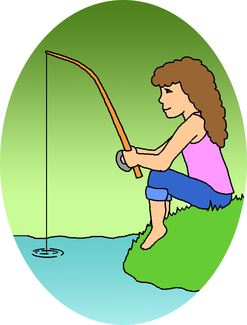 Fishing clipart 9