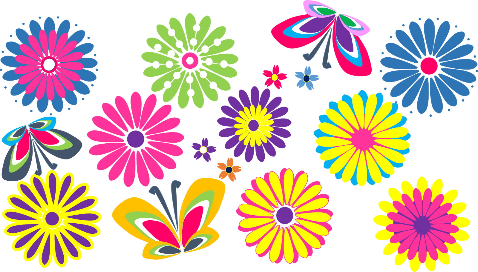 Flowers clipart clipart club