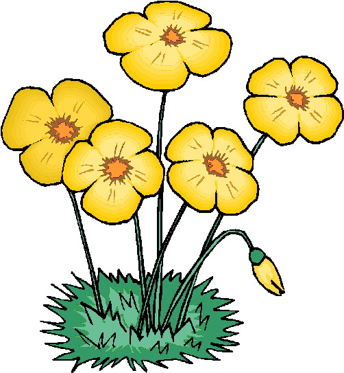 Flowers free flower clipart and graphics clipartwiz