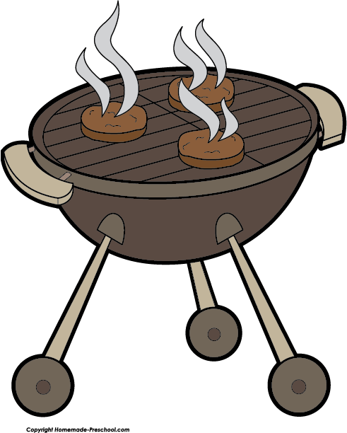 Free bbq clip art for invitations clipartwiz