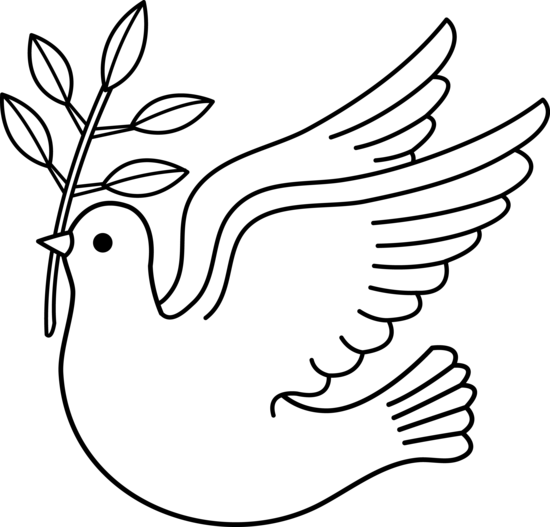 Free christian clip art doves dayasrioe top