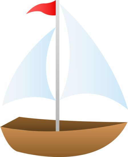 Free clip art of a cute small sailboat free clip art by liz