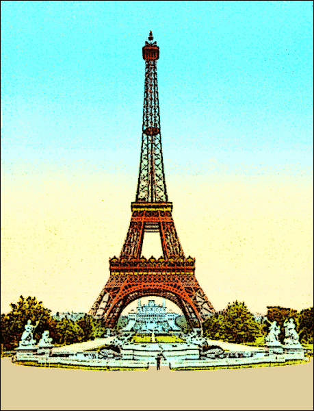 Free eiffel tower clipart 1 page of free to use images