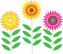 Free flowers clipart clip art pictures graphics illustrations