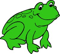 Free frog clip art drawings and colorful images clipartcow
