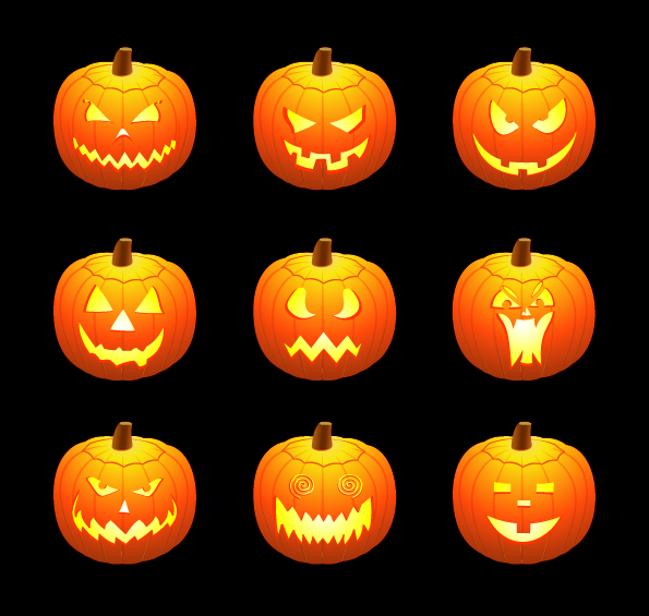 Free halloween halloween clip art illustrations free vector 4vector