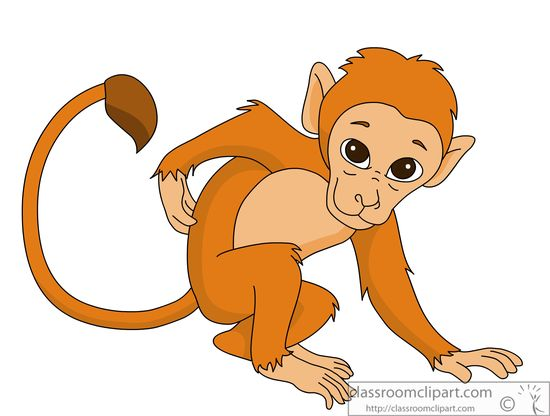 Free monkey clipart clip art pictures graphics illustrations 2