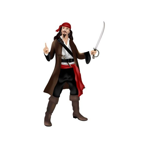 Free pirate clipart top resources for great graphics 2