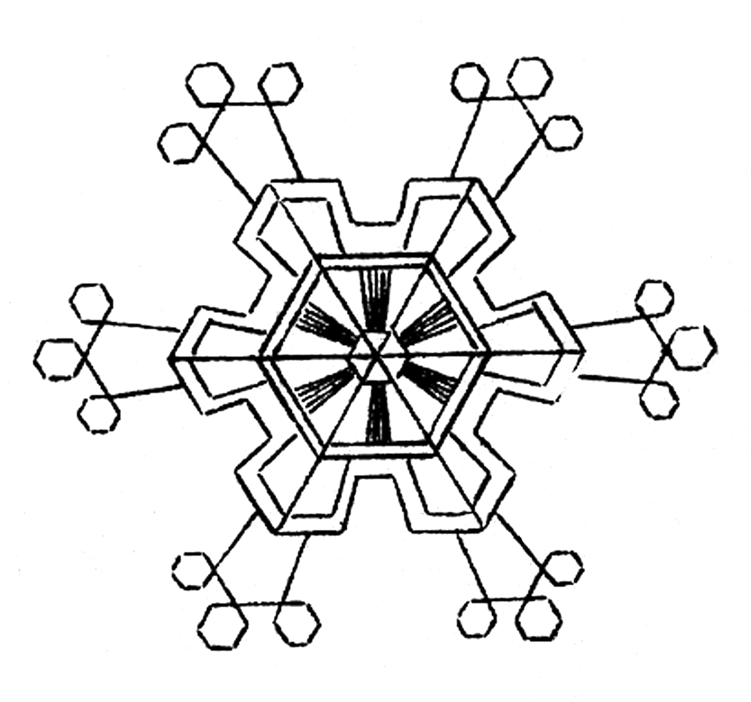 Free snowflakes clip art clipart cliparts for you