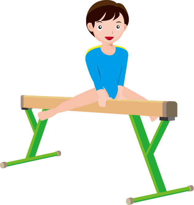 Gymnastics clipart images clipart cliparts for you