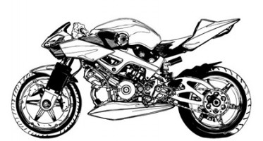 Motorcycle clipart free free vector for free download about 3 2