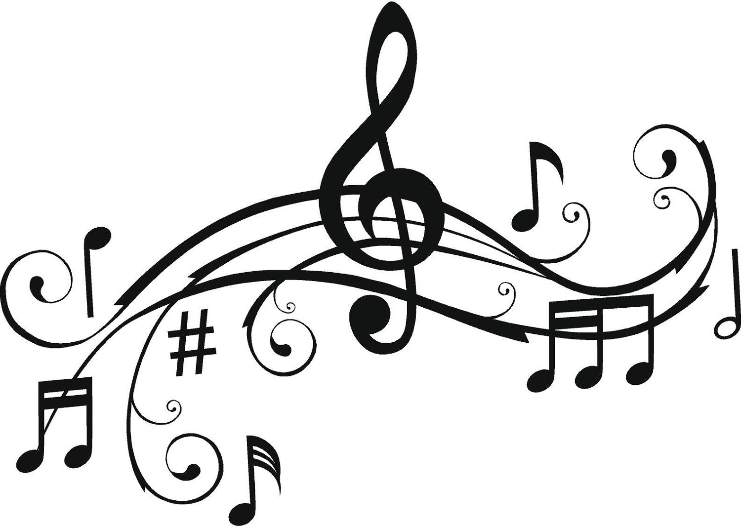 Music note clip art ayomove 2