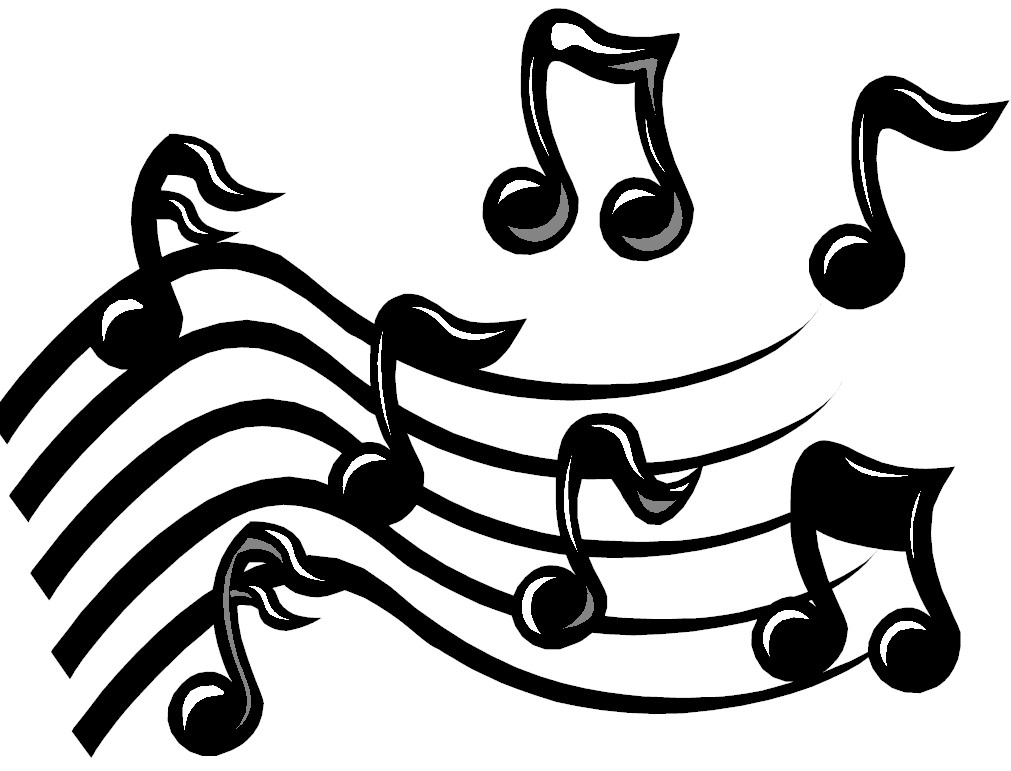 Music note free music clipart ayomove