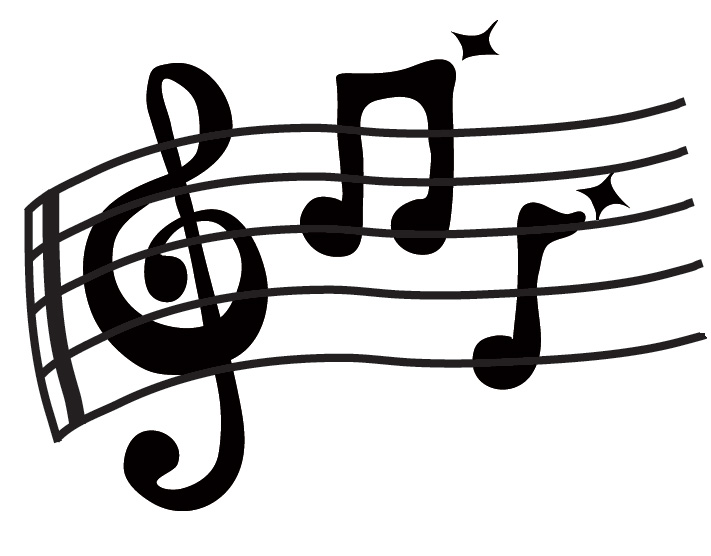 Music notes clipart free clipart images 2