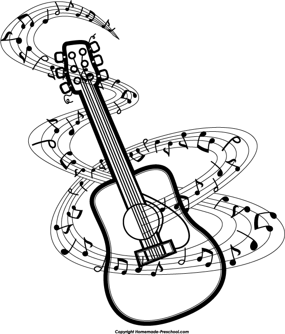 Musical notes free music notes clipart 2 clipartbold