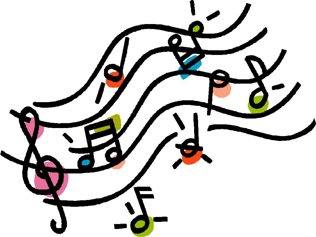Musical notes single music notes clip art free clipart images 3