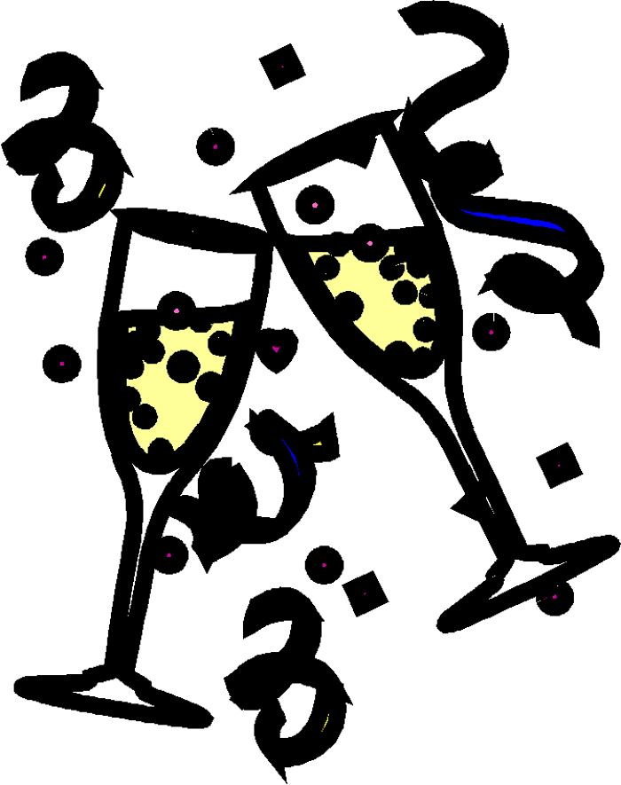 Party celebration clip art free dromhie top clipartcow