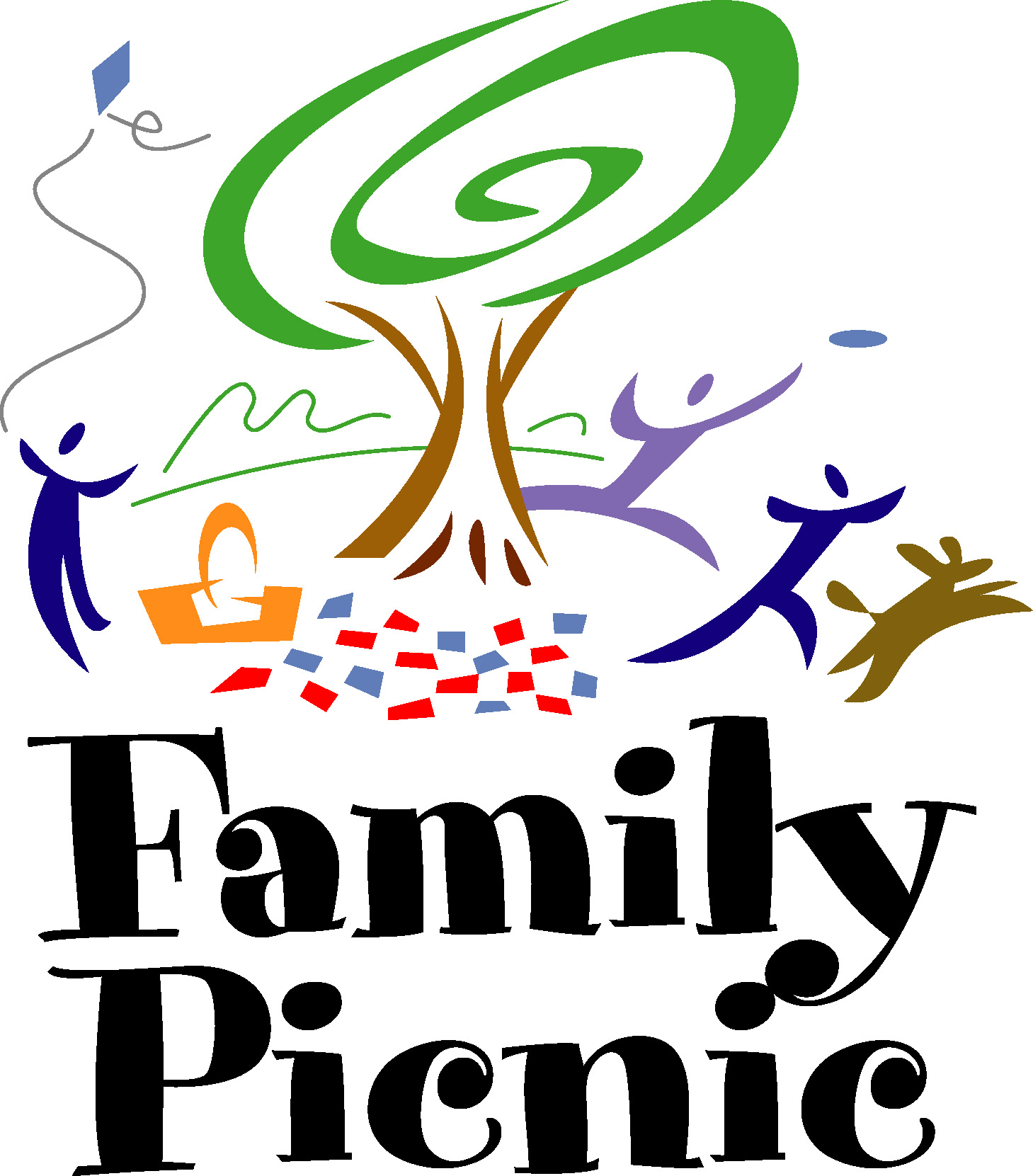 Picnic border clipart free clipart images 2