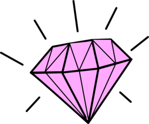 pink diamond clip art free clipart images clipartix rh clipartix com diamond clip art black and white diamond clip art vector
