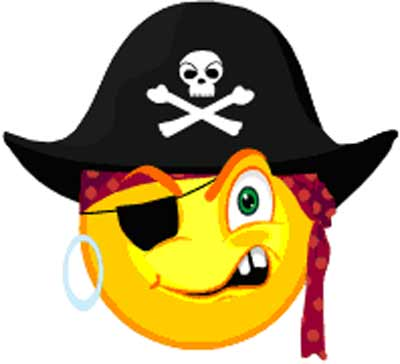 Pirate clipart dromfhb top 2