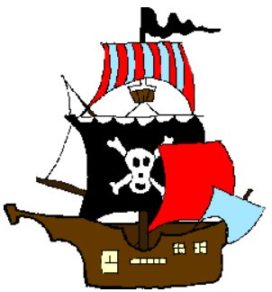 Pirate clipart dromfhn top 4