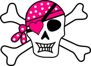 Pirate clipart pirates clip art eyepatch by winchester image 1
