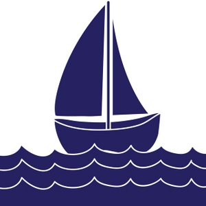 Sailboat clipart silhouette free clipart images