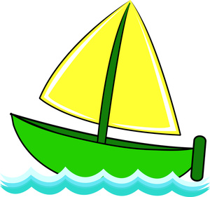 Sailboat yacht cartoon clip art dromggf top 2