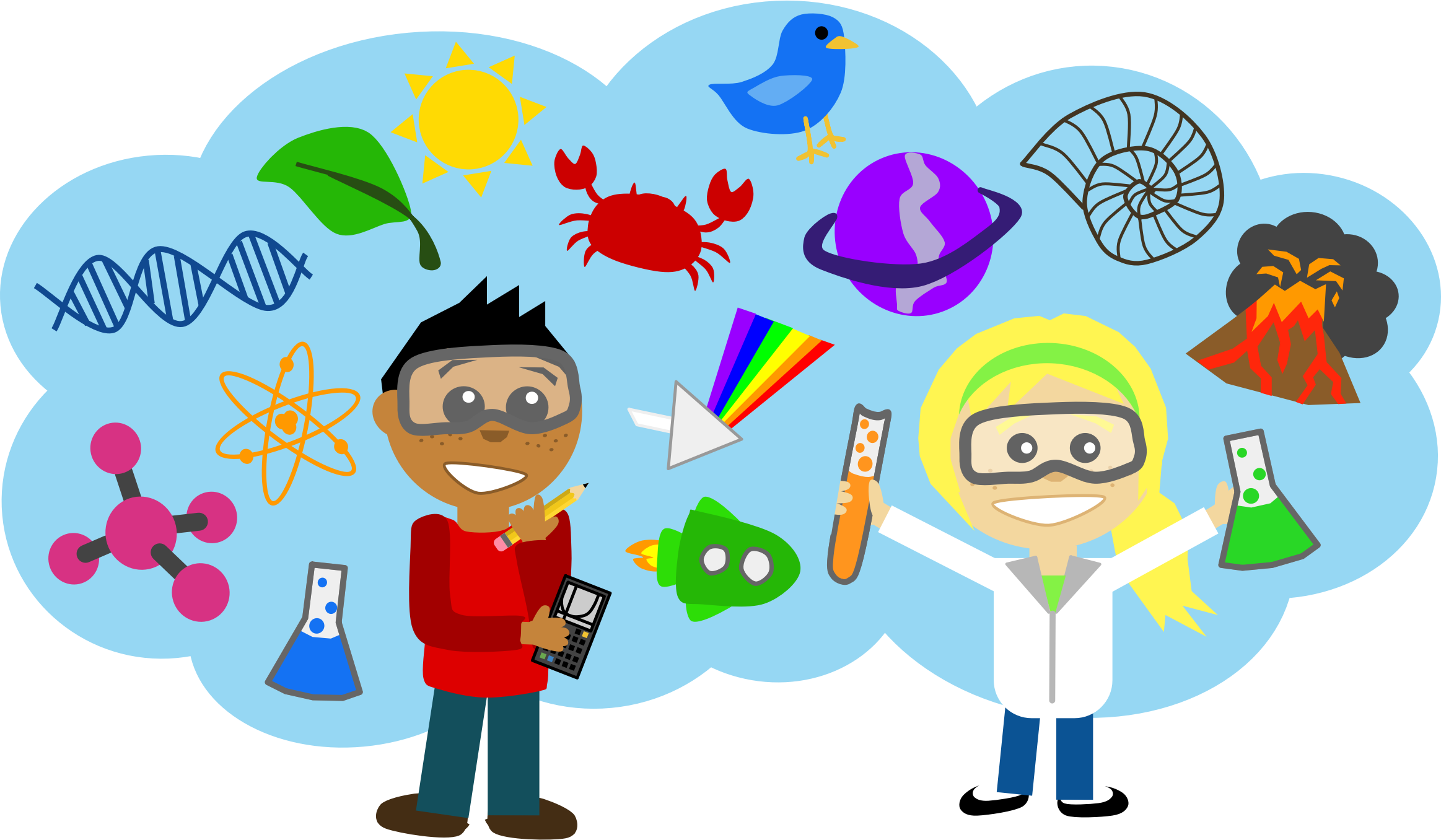 Science clipart clipartion com