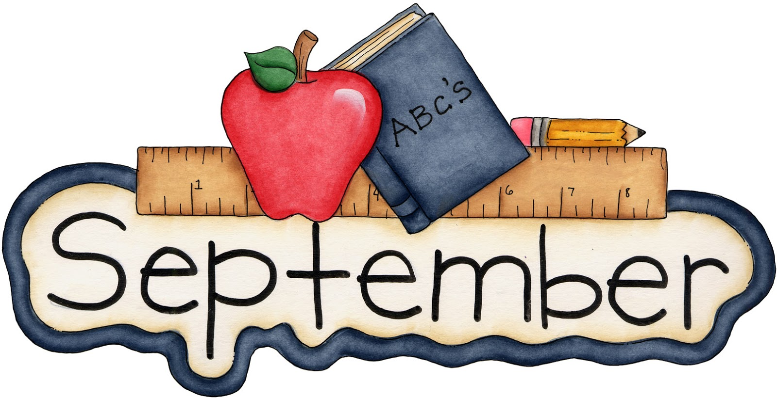 September clipart 3